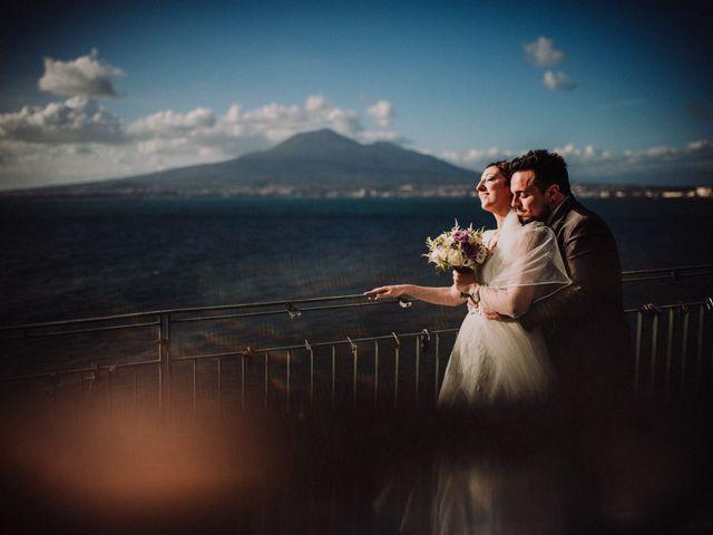 Il matrimonio di Max e Ilaria a Napoli, Napoli 61