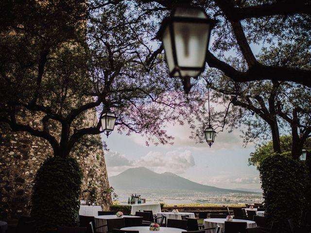 Il matrimonio di Max e Ilaria a Napoli, Napoli 68