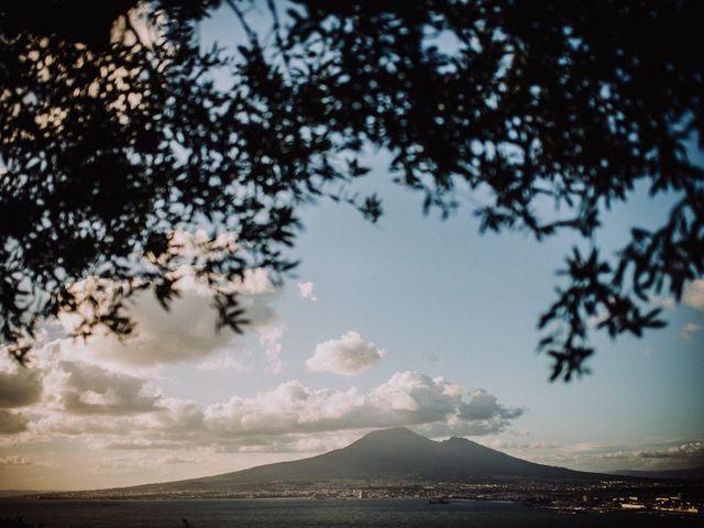 Il matrimonio di Max e Ilaria a Napoli, Napoli 70