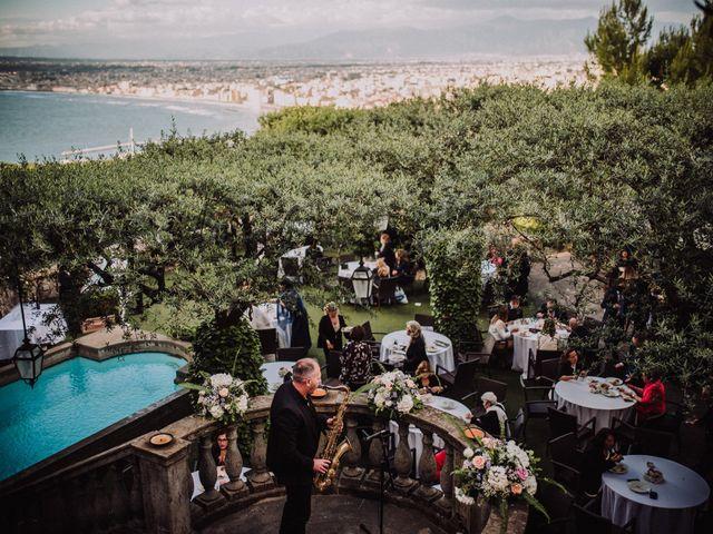 Il matrimonio di Max e Ilaria a Napoli, Napoli 71
