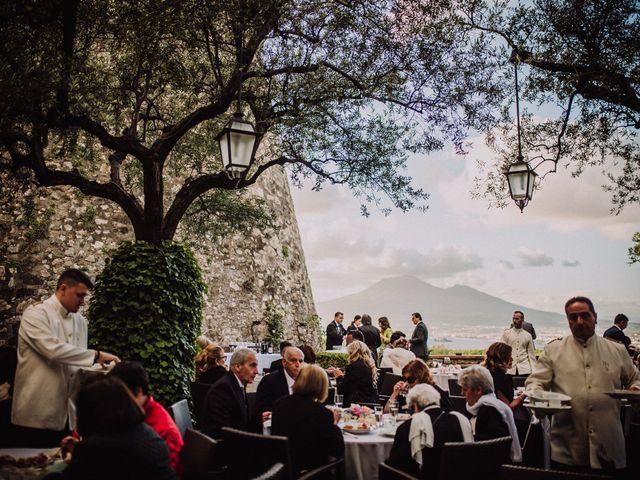 Il matrimonio di Max e Ilaria a Napoli, Napoli 73