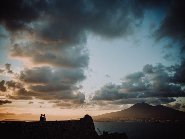 Il matrimonio di Max e Ilaria a Napoli, Napoli 74