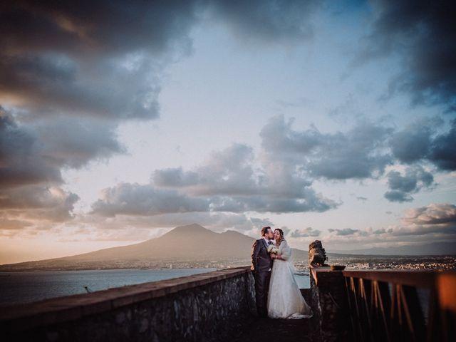 Il matrimonio di Max e Ilaria a Napoli, Napoli 75