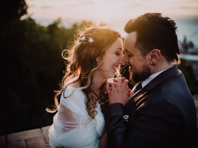 Il matrimonio di Max e Ilaria a Napoli, Napoli 77