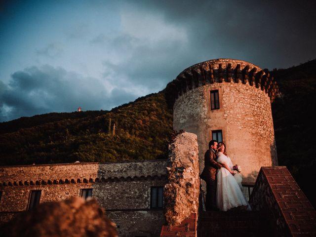 Il matrimonio di Max e Ilaria a Napoli, Napoli 78