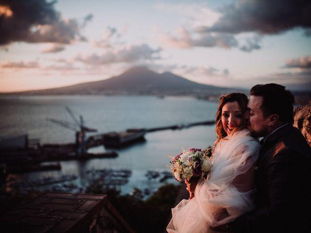 Il matrimonio di Max e Ilaria a Napoli, Napoli 2