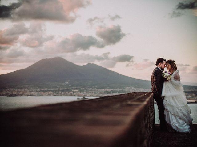 Il matrimonio di Max e Ilaria a Napoli, Napoli 82