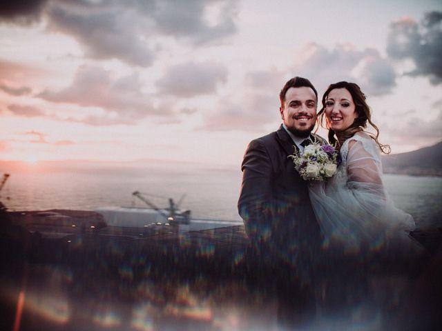 Il matrimonio di Max e Ilaria a Napoli, Napoli 83