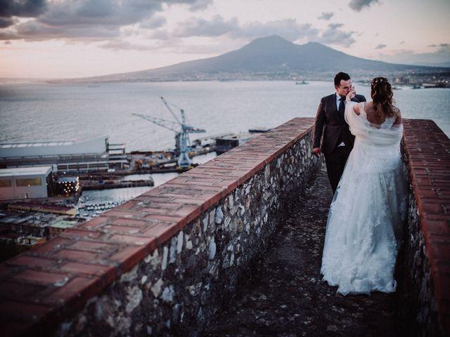 Il matrimonio di Max e Ilaria a Napoli, Napoli 88