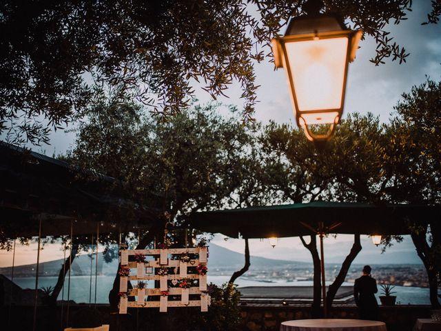Il matrimonio di Max e Ilaria a Napoli, Napoli 90