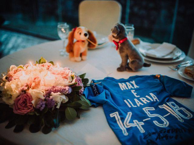 Il matrimonio di Max e Ilaria a Napoli, Napoli 93