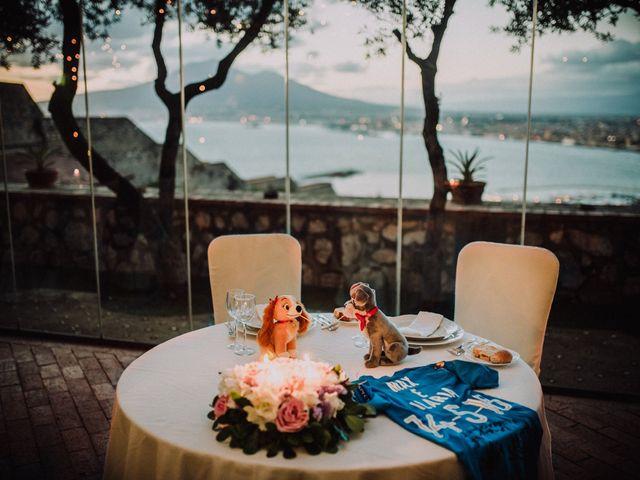 Il matrimonio di Max e Ilaria a Napoli, Napoli 94