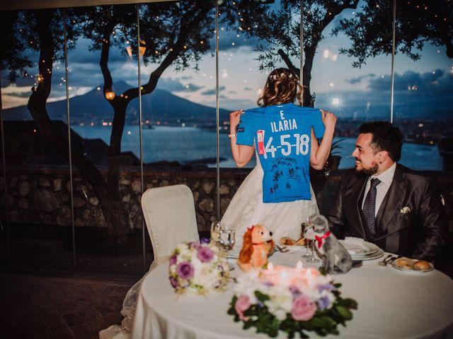 Il matrimonio di Max e Ilaria a Napoli, Napoli 98