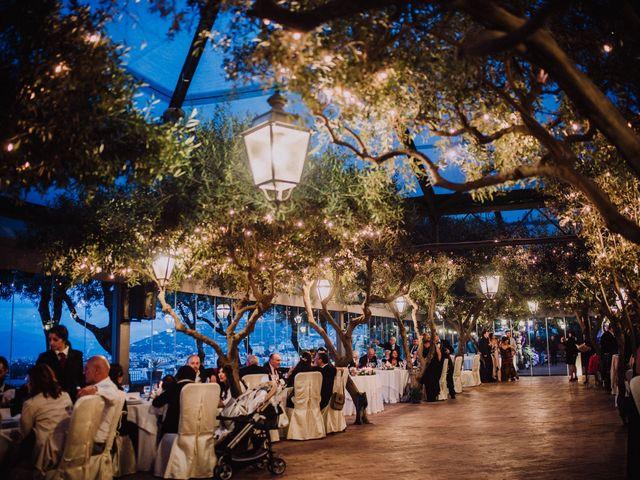 Il matrimonio di Max e Ilaria a Napoli, Napoli 99