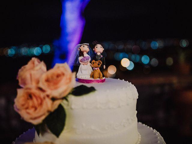 Il matrimonio di Max e Ilaria a Napoli, Napoli 113