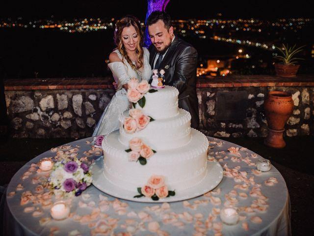 Il matrimonio di Max e Ilaria a Napoli, Napoli 114