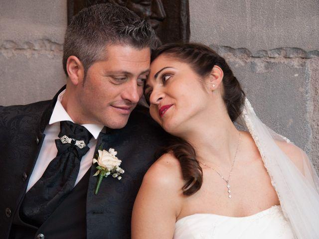 Le nozze di Mirella e Marco