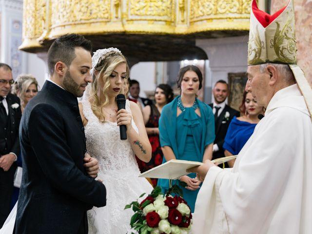 Il matrimonio di Angelo e Giusy a Agrigento, Agrigento 28