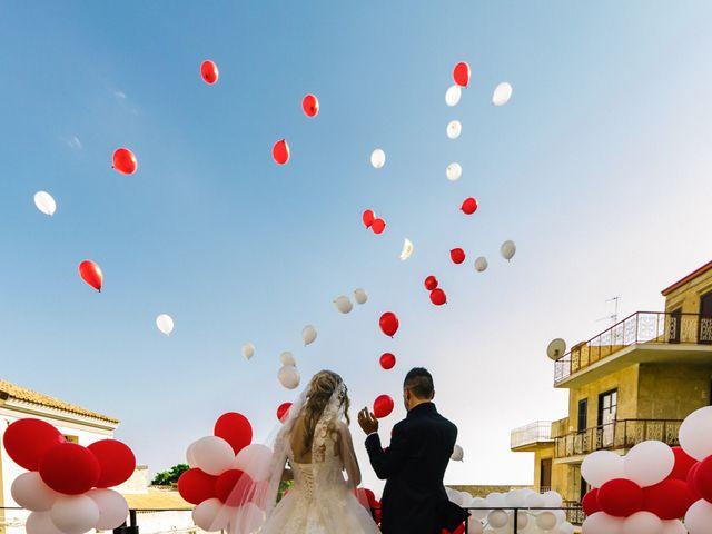 Il matrimonio di Angelo e Giusy a Agrigento, Agrigento 32