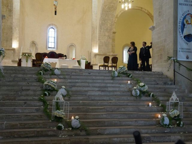 Il matrimonio di Mickael e Moana a Fossacesia, Chieti 9