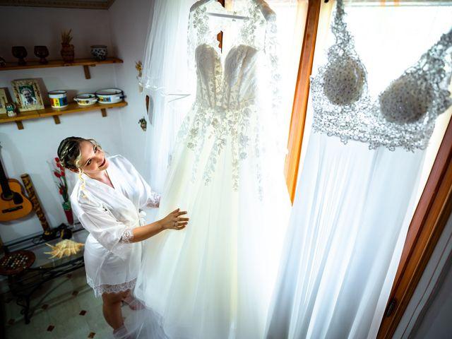 Il matrimonio di Emanuele e Hanna a Sermoneta, Latina 2