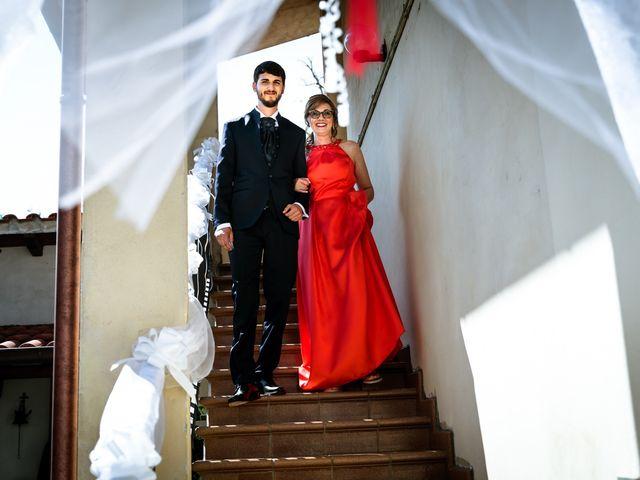 Il matrimonio di Emanuele e Hanna a Sermoneta, Latina 8