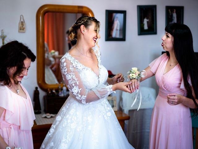 Il matrimonio di Emanuele e Hanna a Sermoneta, Latina 12