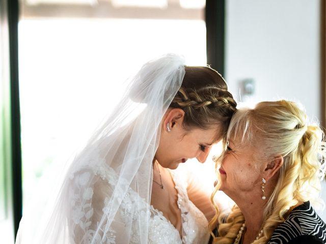 Il matrimonio di Emanuele e Hanna a Sermoneta, Latina 17