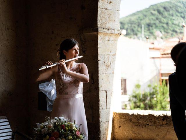 Il matrimonio di Emanuele e Hanna a Sermoneta, Latina 21