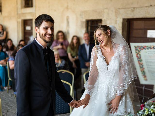 Il matrimonio di Emanuele e Hanna a Sermoneta, Latina 38