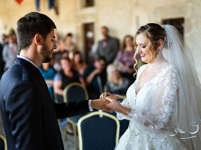 Il matrimonio di Emanuele e Hanna a Sermoneta, Latina 40