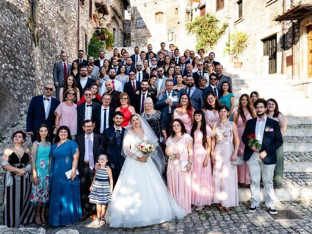Il matrimonio di Emanuele e Hanna a Sermoneta, Latina 48