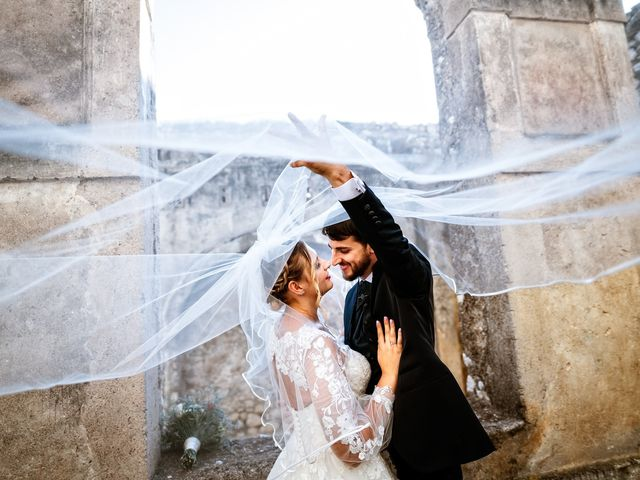 Il matrimonio di Emanuele e Hanna a Sermoneta, Latina 50