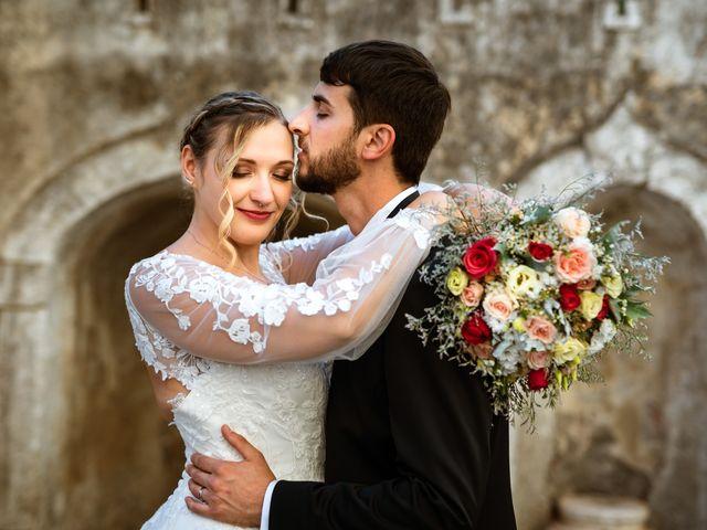 Il matrimonio di Emanuele e Hanna a Sermoneta, Latina 52