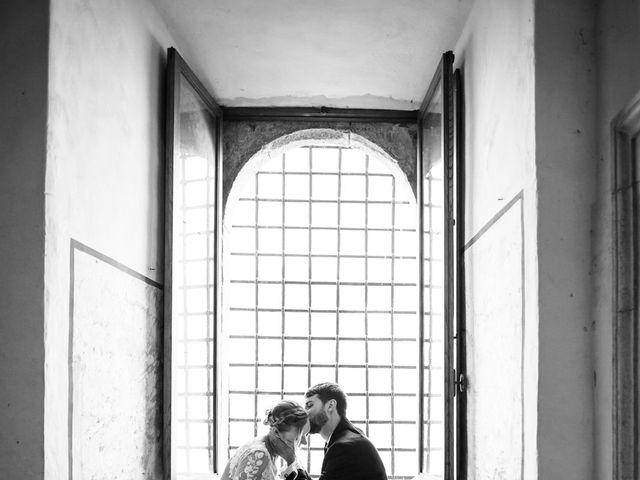 Il matrimonio di Emanuele e Hanna a Sermoneta, Latina 54