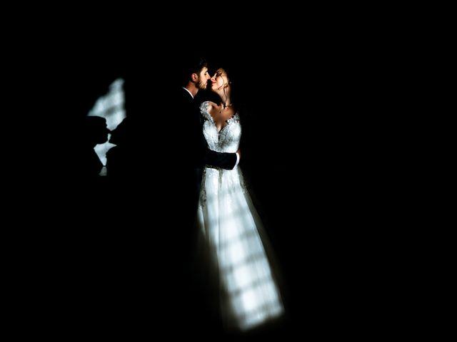 Il matrimonio di Emanuele e Hanna a Sermoneta, Latina 55