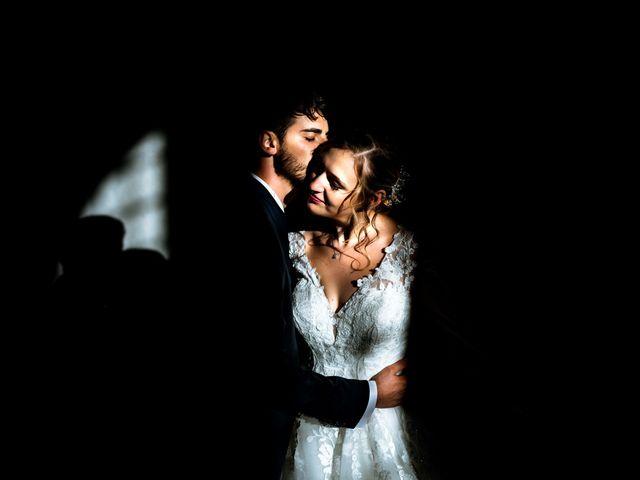 Il matrimonio di Emanuele e Hanna a Sermoneta, Latina 56