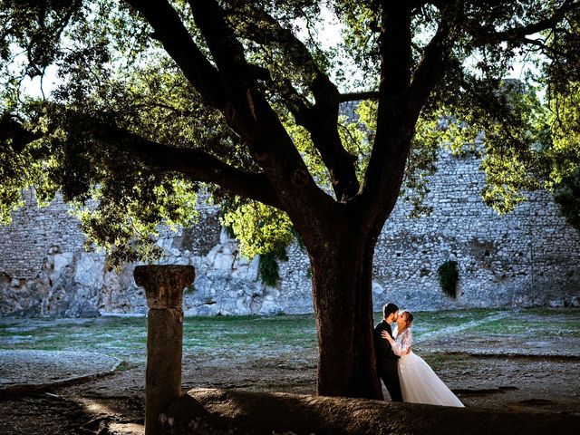 Il matrimonio di Emanuele e Hanna a Sermoneta, Latina 57