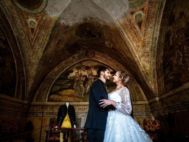 Il matrimonio di Emanuele e Hanna a Sermoneta, Latina 60