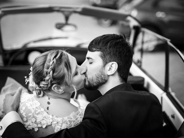 Il matrimonio di Emanuele e Hanna a Sermoneta, Latina 63