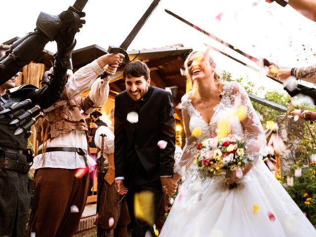 Il matrimonio di Emanuele e Hanna a Sermoneta, Latina 66