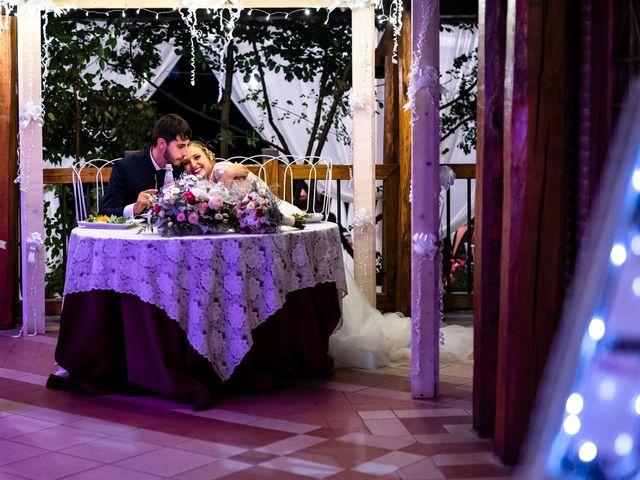Il matrimonio di Emanuele e Hanna a Sermoneta, Latina 68
