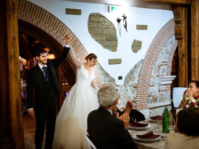 Il matrimonio di Emanuele e Hanna a Sermoneta, Latina 72