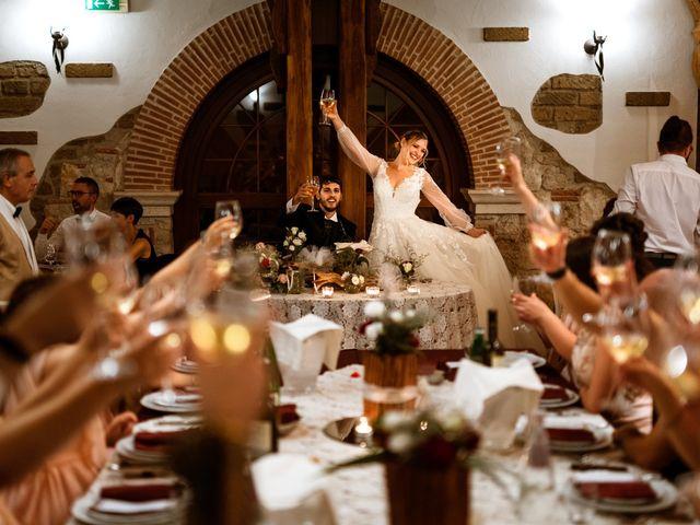 Il matrimonio di Emanuele e Hanna a Sermoneta, Latina 74