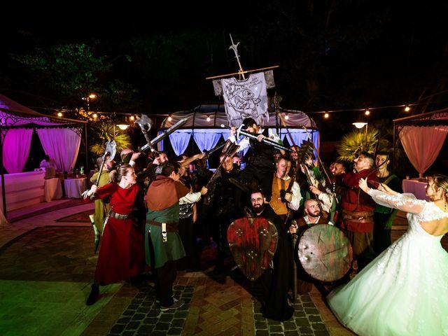 Il matrimonio di Emanuele e Hanna a Sermoneta, Latina 86