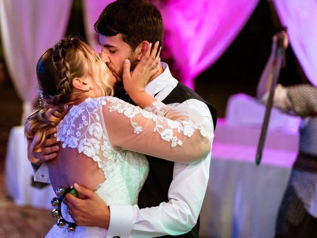 Il matrimonio di Emanuele e Hanna a Sermoneta, Latina 88