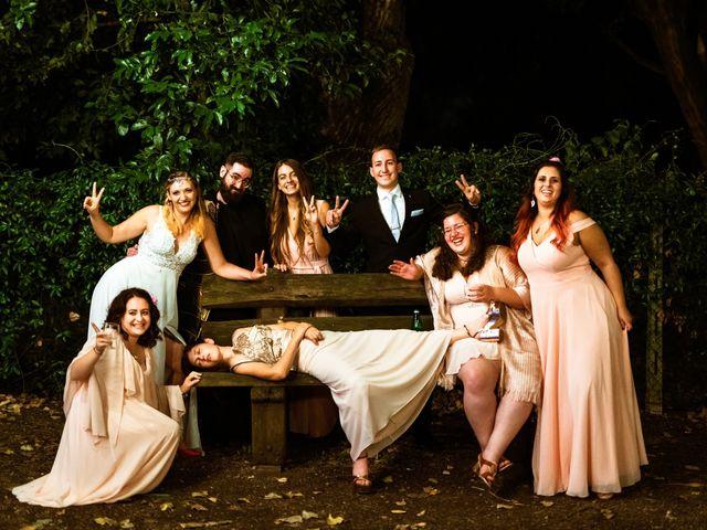 Il matrimonio di Emanuele e Hanna a Sermoneta, Latina 93