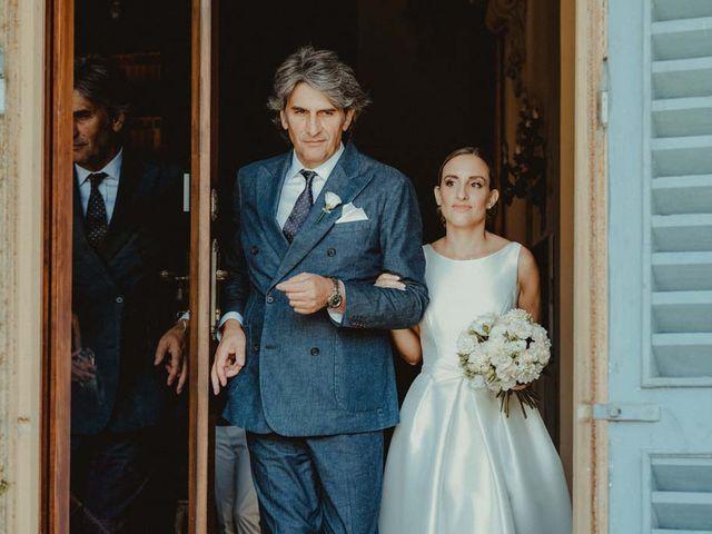 Il matrimonio di Federico e Claudia a Imbersago, Lecco 34