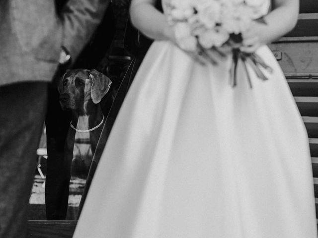 Il matrimonio di Federico e Claudia a Imbersago, Lecco 35