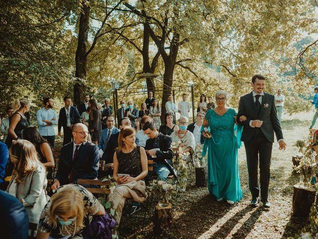 Il matrimonio di Federico e Claudia a Imbersago, Lecco 36